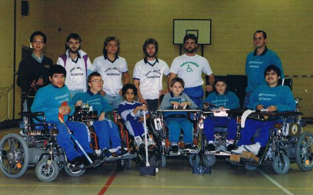 Die Mannschaft aus der Ladenburger Martinsschule trat erstmals auf einem Turnier unter dem neuen Namen Torpedo an. Beim ersten Römer Cup erreichten sie den vierten Platz, 1988